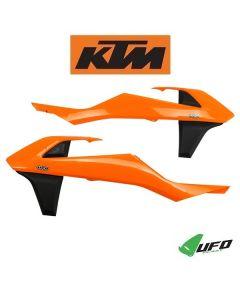 UFO RADIATEUR COVERS - KTM