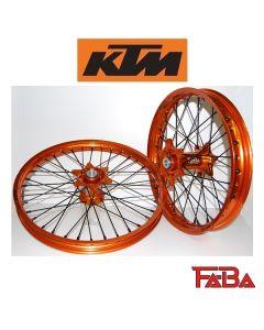 FA-BA/DID MOTOCROSS/ ENDURO WIELEN KTM