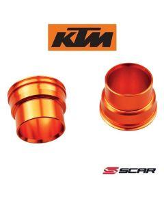 SCAR WIEL SPACERS - KTM