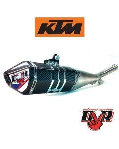 DVR EXHAUST MX/ENDURO - KTM