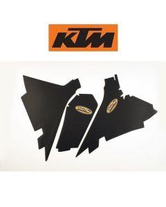 TWIN AIR AIRBOX STICKER - KTM