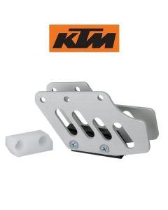 MOOSE RACING ALUMINIUM KETTINGGELEIDER BLOK - KTM