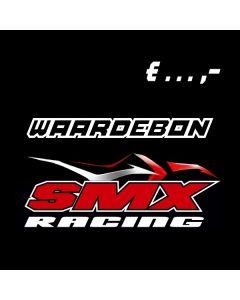 SMX RACING WAARDEBON - EIGEN KEUS