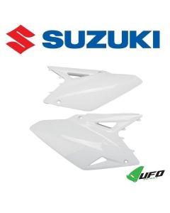 UFO ZIJPANEEL / NUMMERPLAAT - SUZUKI