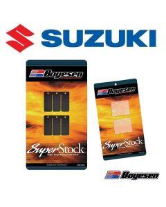 BOYESEN SUPER STOCK MEMBRAANPLAATJES - SUZUKI