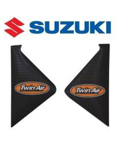 TWIN AIR AIRBOX STICKER - SUZUKI