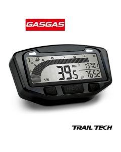 TRAIL TECH VAPOR DASHBOARD - GAS GAS