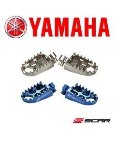 SCAR EVOLUTION RACING VOETSTEUNEN - YAMAHA