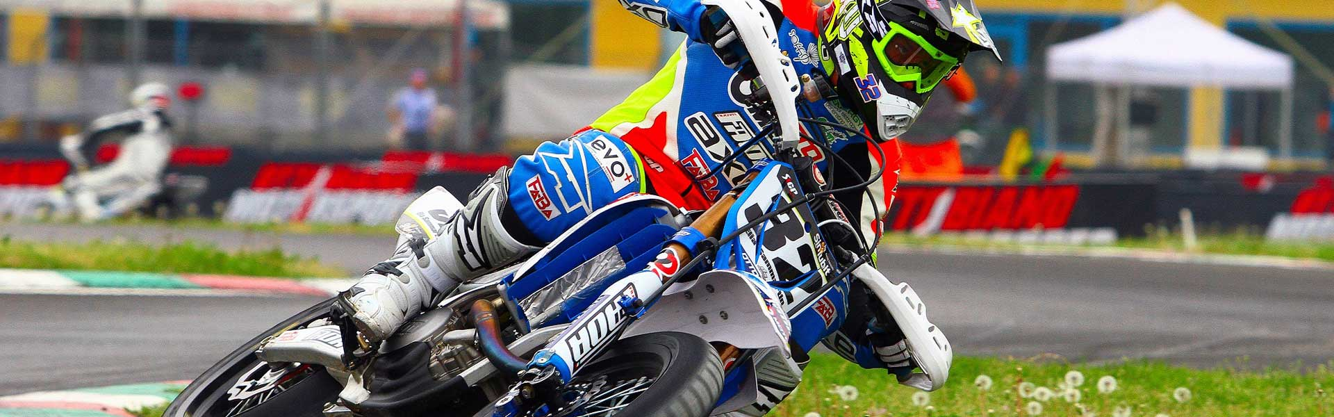 Supermotard bij SMX Racing