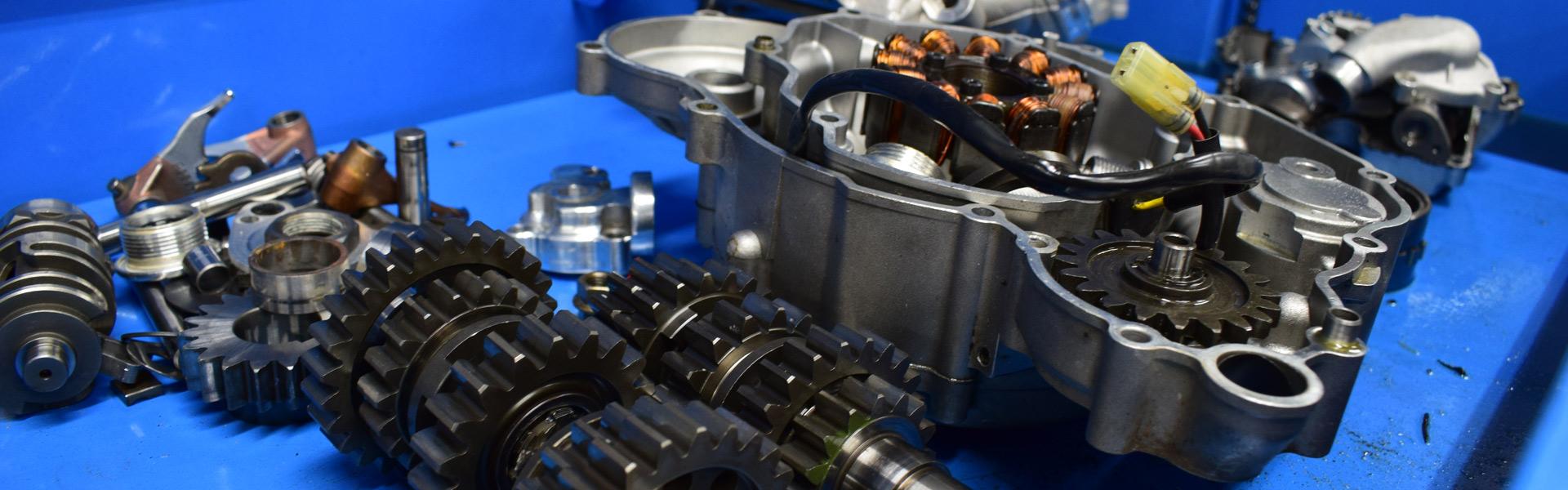 Onderhoud en reparatie bij SMX Racing