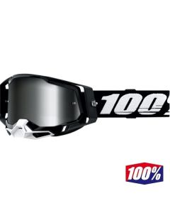 100% RACECRAFT 2 BLACK