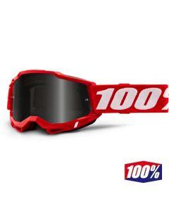 100% ACCURI 2 SAND RED SMOKE