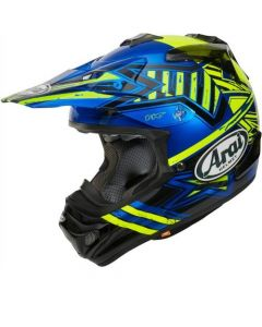 ARAI MX-V - STAR YELLOW
