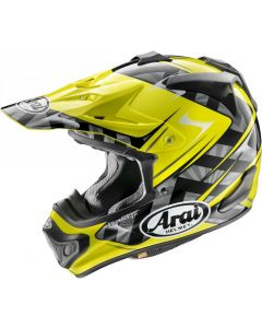ARAI MX-V - SCOOP GEEL
