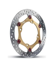 BREMBO REMSCHIJF 267MM MX OFFROAD YAMAHA
