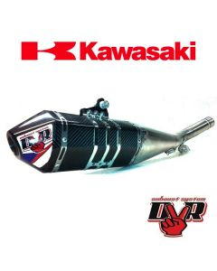 DVR EXHAUST MX/ENDURO- KAWASAKI