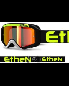 ETHEN 05 R ZWART/ FLUO GEEL