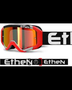 ETHEN 05 R ZWART WIT/ FLUO ROOD