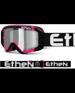 ETHEN 05 R ZWART/ FUCHSIA