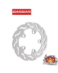 MOTOMASTER FLAME VOORREMSCHIJF - GAS GAS