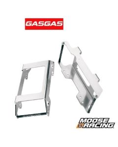 MOOSE RACING RADIATOR BEUGELS - GAS GAS - 200/300 07-13