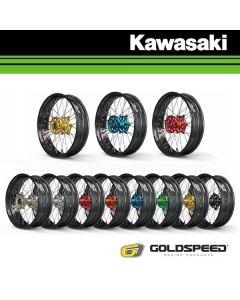 GOLDSPEED WHEELS SUPERMOTO WIELEN - KAWASAKI