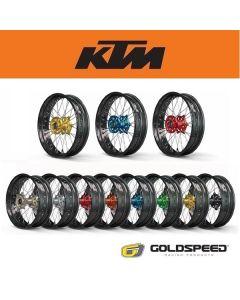 GOLDSPEED WHEELS SUPERMOTO WIELEN - KTM