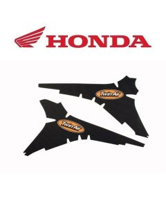 TWIN AIR AIRBOX STICKER - HONDA