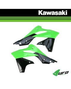 UFO RADIATEUR COVERS - KAWASAKI