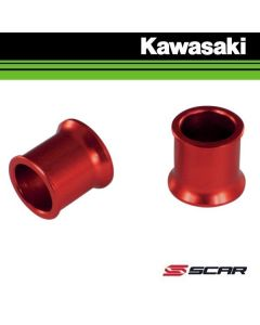 SCAR WIEL SPACERS - KAWASAKI