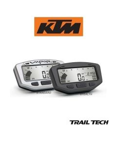 TRAIL TECH VAPOR DASHBOARD - KTM