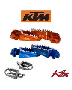 KITE MX & ENDURO VOETSTEUNEN - KTM