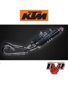 DVR EXHAUST SUPERMOTO - KTM
