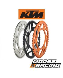 MOOSE RACING ALUMINIUM ACHTERTANDWIEL - KTM