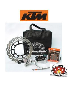 MOTOMASTER FLAME SUPERMOTO RACING KIT 300MM / 320MM - KTM