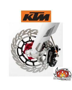 MOTOMASTER 320MM FLAME RACING SUPERMOTO REMSCHIJF VOOR - KTM