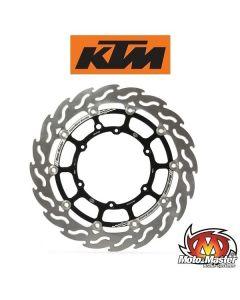 MOTOMASTER 300MM RACING SUPERMOTO REMSCHIJF VOOR - KTM