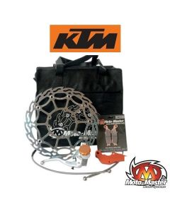 MOTOMASTER FLAME SUPERMOTO STREET KIT 320MM - KTM