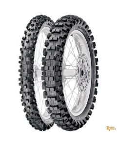 PIRELLI SCORPION MX MID-HARD MXMH 554 REAR 110/90 - 19