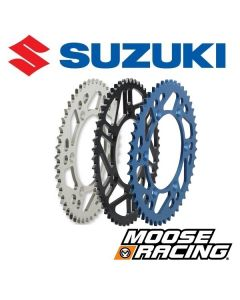 MOOSE RACING ALUMINIUM OF STALEN ACHTERTANDWIEL - SUZUKI