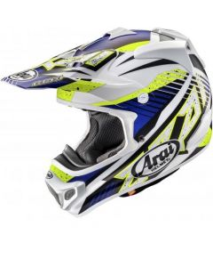 ARAI MX-V - SLASH BLUE
