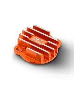 SM PROJECT OLIEFILTER DEKSEL (ONTSTEKINGSZIJDE) - 690 KTM