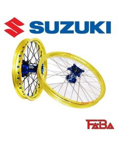 FA-BA/DID MOTOCROSS/ ENDURO WIELEN SUZUKI