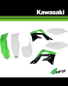 kawasaki bodykit kappenset plastic