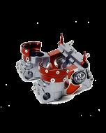 PZ5 COBRA DUBBEL REMSYSTEEM  2 ZUIGERS - SUPERMOTO